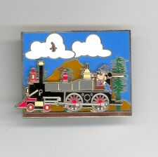 Disney California History Series Salute to Railroad Trains Engineer Mickey Pin