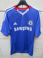 Maillot CHELSEA Adidas shirt 2011 football Climacool bleu M