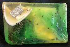 "Primal Elements Soap, ""Lemongrass & Cranberry Seeds"" 3.5+ oz Free Shipping"