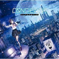 Crusher-P CONCIENTIA First Limited Edition 2 CD Japan GNCL-1272 4988102606466
