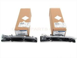 2010-2015 Ford Taurus Front Bumper LED Parking Light Lamps Right & Left OEM NEW