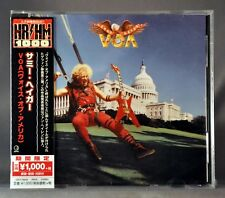 Sammy HAGAR VOA Orig 2018 JAPAN Plastic Case CD UICY-78629 HR/HM