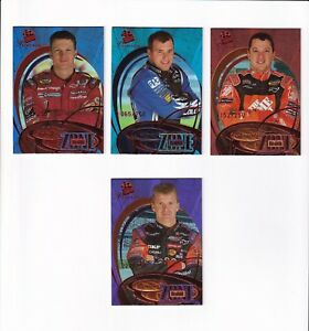 2005 Premium IN THE ZONE RED PARALLEL #IZ3 Tony Stewart #152/250! ONE CARD ONLY!