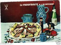Recette - Choucroute à l'alsacienne   (G9757)