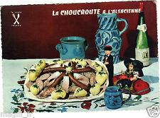 Recette - cpsm - Choucroute à l'alsacienne