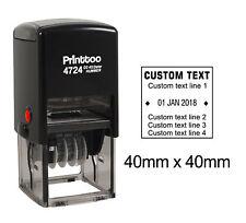 Printtoo-Büro-Briefpapier-Dokument-Dater- mit kundenspezifischem Text-PR4724-148