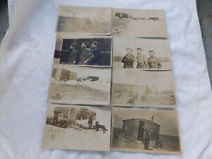 8 RPPC LAND CLAIM HOMESTEADERS SOUTH DAKOTA 1912
