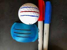 Custom Golf Ball Marker - Callaway Triple Track Line