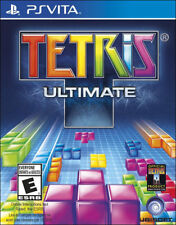 Tetris Ultimate PSV New PlayStation Vita, playstation_vi