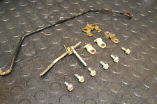 Honda 400ex seat hardware W/ bolts And Rear Fender Support 1999-2004 400 Ex