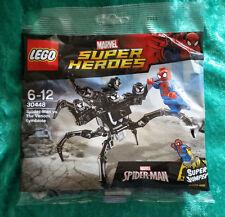 Marvel Super Heroes Lego Polybag 30448 - Spiderman vs. The Venom Symbiote NEW