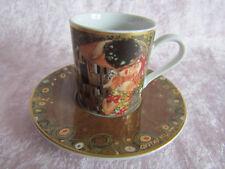 "Goebel Tasse Gustav Klimt ""Der Kuss"" Artis Orbis"