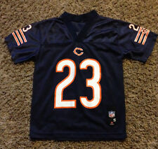 VINTAGE NFL Chicago Bears  # 23  Hester Football  Jersey By NFL Youth Small