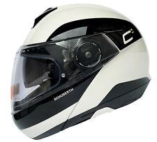 Schuberth C4 Pro Fragment White Klapphelm Motorradhelm Helm Gr. XS bis XXL