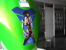 Keiti Protector de la etiqueta engomada de la Almohadilla De Tanque De Motocicleta Universal Sexy Belleza 2020 KT8740