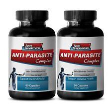 Super Colon Cleanse - Anti Parasite Complex 1500mg - Eliminate Parasites 2B