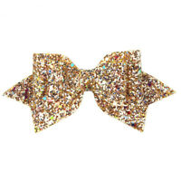 Delicate Sequin Hairpin Girls Boutique Bow-knot Glitter Barrettes Baby Hair Clip