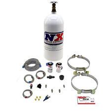 Nitrous Express Ml2000 MainLine Efi Single Nozzle System 10lb Bottle - Wet Nos