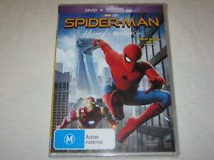 Spider-Man - Homecoming - Brand New & Sealed - Region 4 - DVD