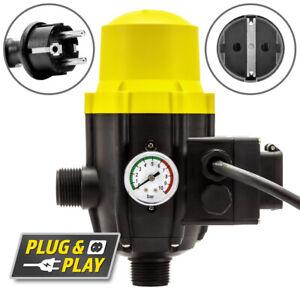 TROTEC Elektronischer Druckschalter TDP DSP für Wasserpumpen und Hauswasserwerke