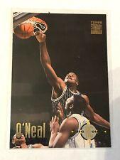1993 Stadium Club Shaquille O'Neal High Court #175 Orlando Magic