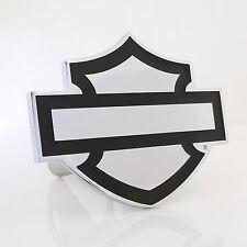 Harley-Davidson 3D Bar & Shield Logo Trailer Hitch Cover Plug