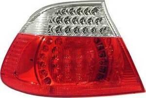 BMW E46 M3 325ci 330ci Left Driver Convertible Outer LED Taillight for Fender
