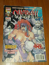 OVERKILL #32 MARVEL BRITISH MAGAZINE 2 JULY 1993 WARHEADS DEATHS HEAD II (B)^