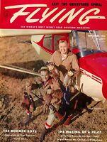 Flying Magazine September 1956 Champion EX No ML 120716jhe