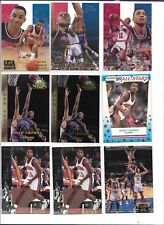 ISIAH THOMAS (& Junior) LOT (33) ELECTRIC COURT, '89 ALL STAR , REFRACTOR, BV$38