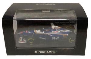 Minichamps Williams FW19 #3 1997 World Champion - Jacques Villeneuve 1/43 Scale