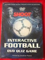 SHOOT Interactive Football DVD Quiz Games, , New Sealed