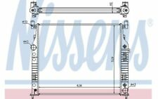 NISSENS Radiador, refrigeración del motor MERCEDES-BENZ CLASE M GL R 62577A