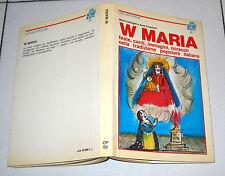 Mario Colangeli Anna Fraschetti W MARIA Lato Side 1982 Feste canti Madonna