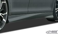 "RDX minigonne FIAT GRANDE PUNTO gonne ABS ""Turbo-R"" Set Sinistra + Destra"