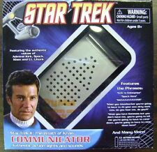 Star Trek II: Wrath Of Khan TWOK Communicator SEALED