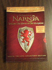 The Chronicles of Narnia The Lion, The Witch and The Wardrobe CE DVD NEW