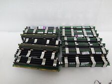 Lot of 7 Kit APPLE KINGSTON 4GB 2X2GB PC2-6400 DDR2-800 KTA-MP800K2/4G