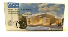 2.4G WiFi Outdoor HD 1080P Camera Night Vision Motion Detection Smart IP Camera