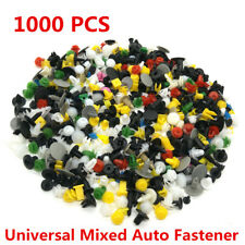 Mixed Auto Fastener Car Bumper Clips Retainer Rivet audioinstall tools parts New