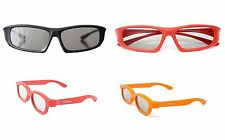 More details for family pack 2 adults 2 kids passive polorised 3d glasses tvs cinema for lg reald