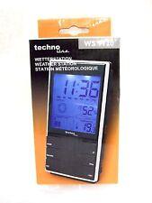 """Wetterstation""""technoline WS 9120""""4-fach(Zeit/Wetter/Raumtemp./Luftfeuchtigk.)"""