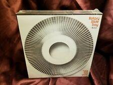 Brand New Vintage Rotary Slide Tray 100 2x2 Sears Ward GAF Argus Keystone etc!