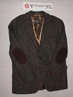 MARIO BARUTTI luxus Harris Tweed  Sakko Gr. 26 Jacket AERMEL STUCKE JACKE fein