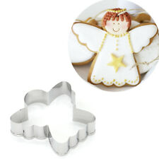 Angel Cake Decoration Cookie Cutter Tools Kitchen Supplies Stainless Steel  Seja