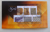 2016 NEW ZEALAND MAORI NEW YEAR 6 STAMP MINI SHEET FDC FIRST DAY COVER