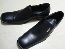 """Clarks"" Collection Men's Shoes Black 9 Modern Leather"