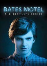 BATES MOTEL The Complete Series Seasons 1-5 DVD,15-Disc Box Set