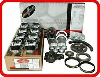 2002-2004 Chevrolet Corvette 5.7L V8 LS1 LS-1 LS6 ENGINE REBUILD OVERHAUL KIT
