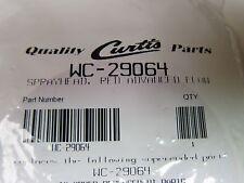 Genuine OEM Wilbur Curtis 29064 Red Advanced Flow Sprayhead wc-29064